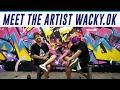 Meet The Artist - Dhado Wacky Link,kolega Bisa Dikejar, Kuliah?