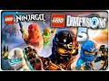 Let's Play LEGO DIMENSIONS Part 5: Joker-Angriff & LEGO Ninjago
