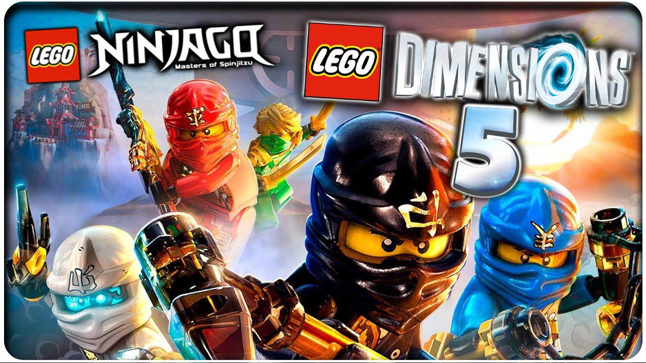 let 39 s play lego dimensions part 5 joker angriff lego. Black Bedroom Furniture Sets. Home Design Ideas