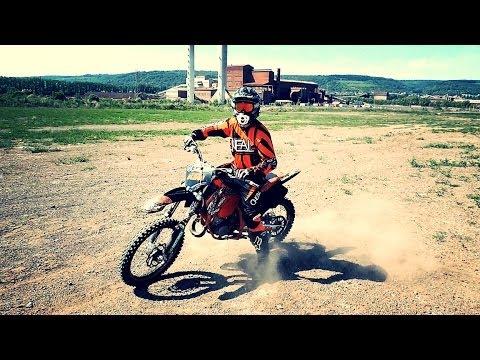 J'ai une nouvelle moto ! KTM 125 SX