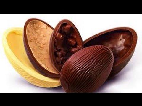 Como fazer ovos de páscoa - Como temperar o chocolate