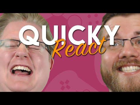 React: Quickys #6 mit Freundebüchern!