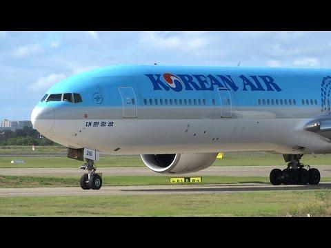 Brisbane Airport Plane Spotting 2016 [PART 1] - Heavy & International Movements