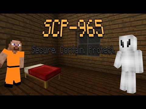 SCP-965 [The Face In The Window] Minecraft Test