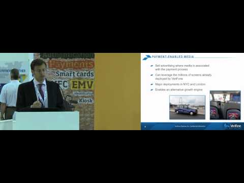 How to take advantage of next generation payment technologies: Alan Moss, VeriFone