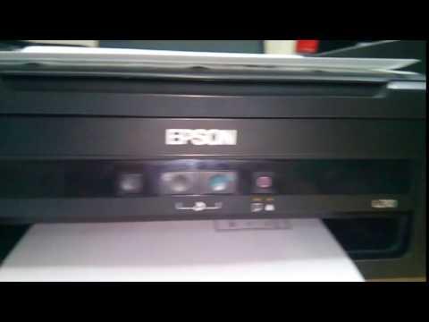 Help Epson L210 all lights blinking problem