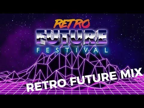 Retro Future Mix ⚡⚡ A Neon Nights...