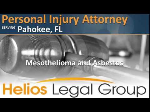 Pahokee Personal Injury Attorney - Florida