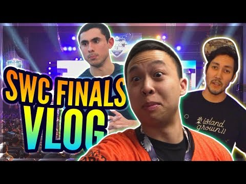 I CAN'T BELIEVE THEY LET ME DO THIS! - SWC 2017 - Vlog #011