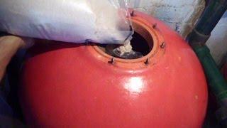 Renovación cambio de arena en filtro de piscina