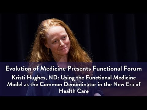 Using the Functional Medicine Model as the Common Denominator in the New Era of Health Care