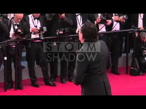 CANNES FILM FESTIVAL 2014 - Michael Madsen and Franco Nero attend the Closing Ceremony