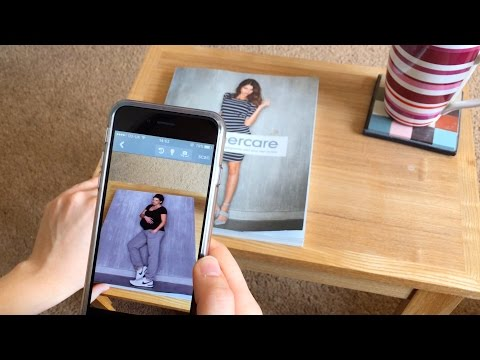 Mothercare Augmented Reality Catalogue 2016/17