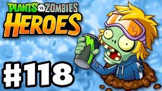 Energy Drink Zombie! - Plants vs. Zombies: He...