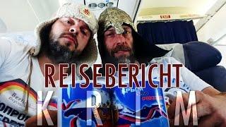 Zu Besuch bei den Nachtwölfen auf der Krim - Nachbericht zur Friedensfahrt Berlin - Moskau
