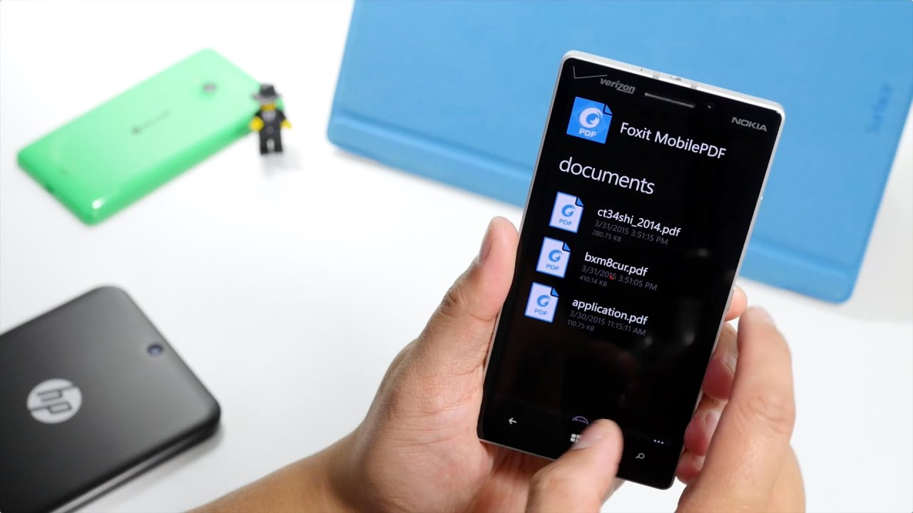 Phones pdf mobile for reader nokia