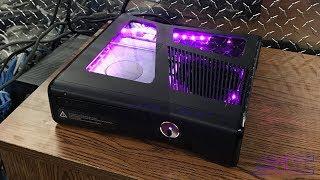 Speed Run - Custom Corona RGH Build for Order #12637 | Recorded w/ GOPRO HERO +