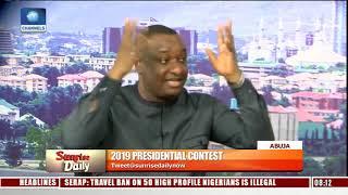 2019: Buhari, Atiku Campaign Spokespersons In Direct Criticism Of Flagbearers Pt.5 |Sunrise Daily|