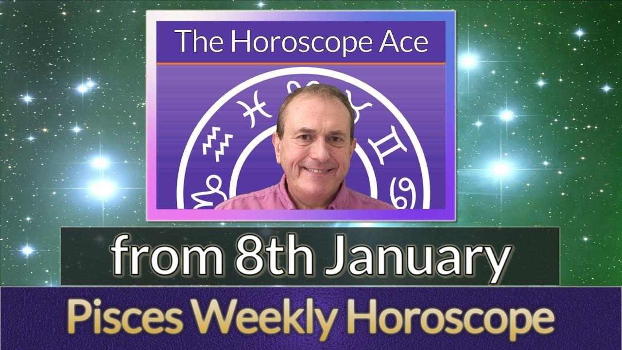 pisces horoscope weekly january