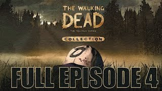 The Walking Dead Collection - Full Episode 4: Around Every Corner Walkthrough HD