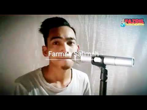 iqmal-Haziq Sedar cover Lyric video/Karaoke Versi Farman