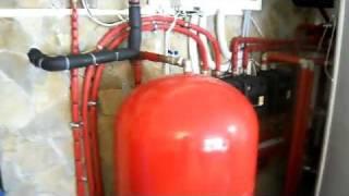 Робота котла Atmos частина 2(Робота котла Atmos разом з сонячними колекторами, на водяній основі фірми Paradigma а також газовим котлом., 2012-01-27T10:24:07.000Z)