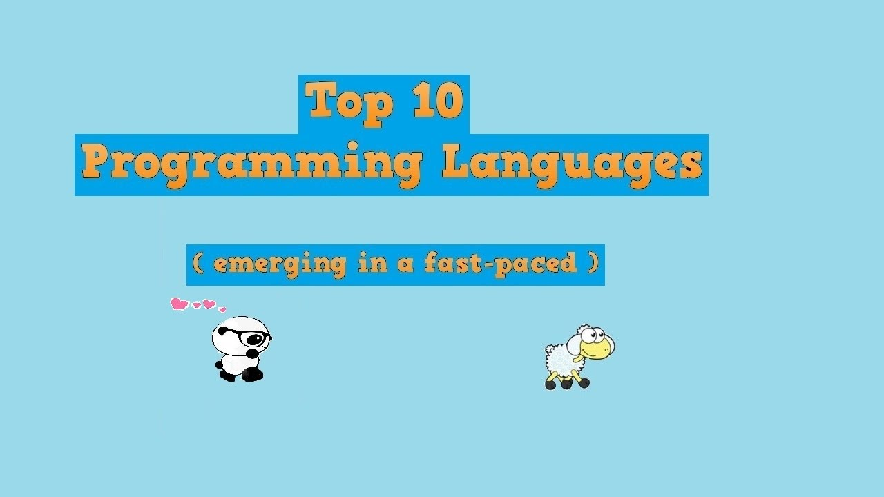 Top ten reasons for learning java programming language - Top 10 Programming Languages To Learn For 2017