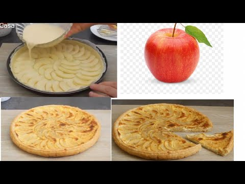 tarte-aux-pommes-recette-très-facile-et-rapide