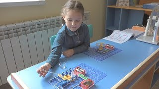 В детском саду №4 появился технопарк