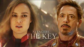 (Marvel)Avengers-The Key