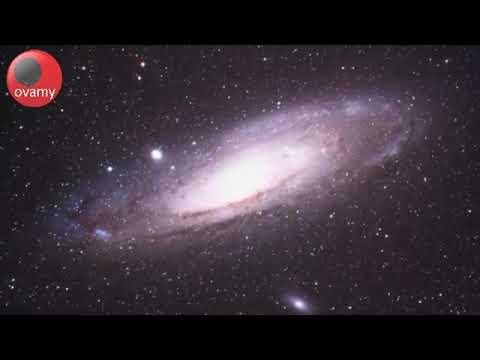 Pusat Galaksi Bima Sakti yang Menakjubkan