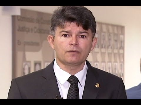 #falasenador: José Medeiros propõe legítima defesa para agentes de segurança pública