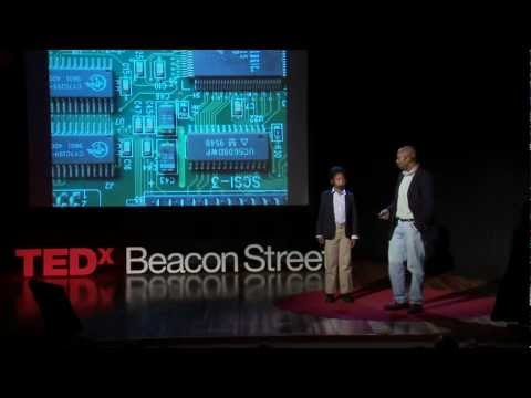 Electronic Tattoos: Carmichael Roberts at TEDxYouth@BeaconStreet