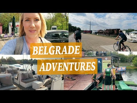 BELGRADE CHEAP ADVENTURES ♡ DAILY VLOG