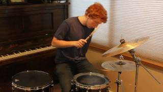 Two Door Cinema Club - Eat That Up, It's Good For You Drum Cover