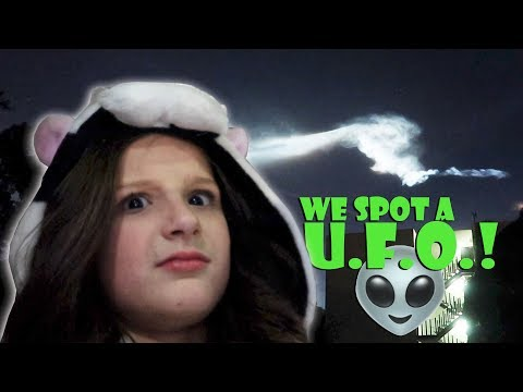 We Spot A U.F.O.! 👽 (WK 364.3) | Bratayley