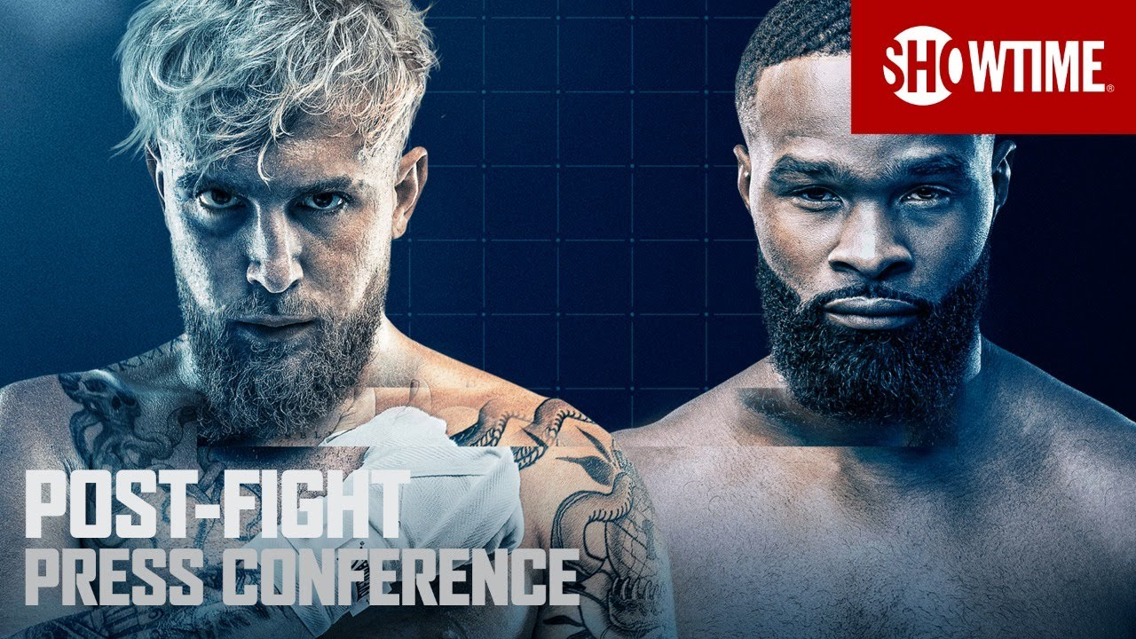 Download Paul vs. Woodley: Post-Fight Press Conference   SHOWTIME PPV