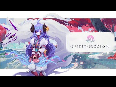 Spirit Bonds: Kindred - League of Legends: Spirit Blossom 2020
