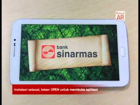Bank Sinarmas Augmented Reality Experience