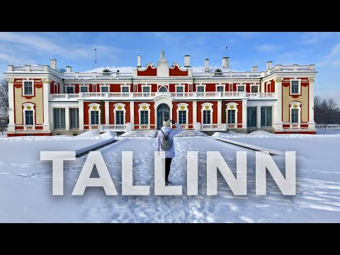 Tallinn - Estonia Travel Video