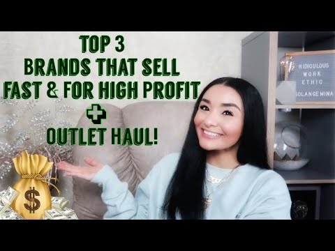 check out adba7 9194c TOP 3 BRANDS that sell FAST and for HIGH PROFIT on Poshmark + Outlet ...