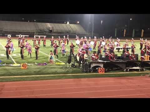 Covina High school Field show