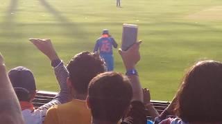 Rohit Sharma - INDvNZ 2nd ODI 2017 | MCA cricket stadium,Pune.