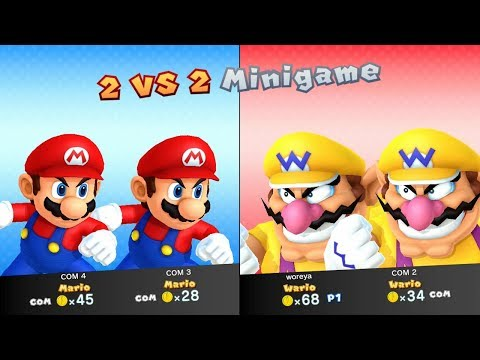 Mario Party 10 - Amiibo Party - Wario Board