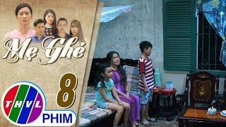 image Mẹ ghẻ - Tập 8[2]: Bà Sang làm công tác tư tưởng để hai đứa cháu chấp nhận Diệu