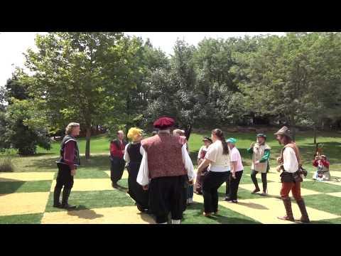 Pennsylvania Renaissance Faire - Lady Ophelia 1 8/16/14