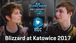 Blizzard at Katowice 2017 – Day 1 Highlights  (subtitled)