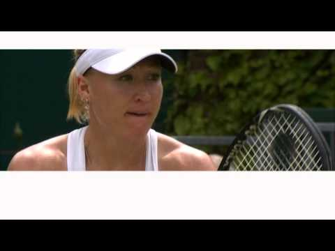 Elena Baltacha  Former British Number One Dies Of Liver Cancer   5 May 2014 MUST SEE