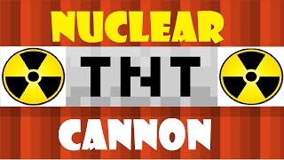 Nuclear TNT Cannon - Minecraft Xbox One Edition