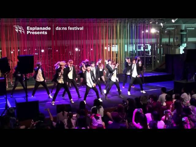 Highlights of da:ns festival 2014